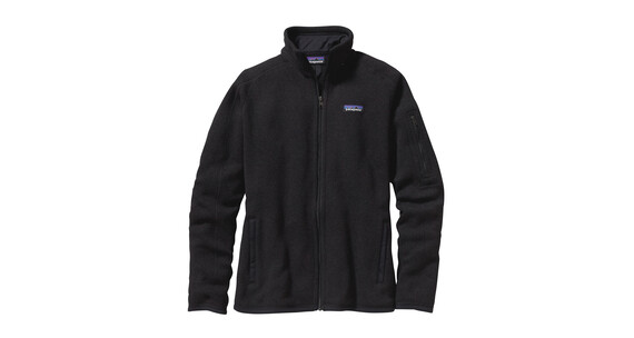 Patagonia W's Better Sweater Jacket Black